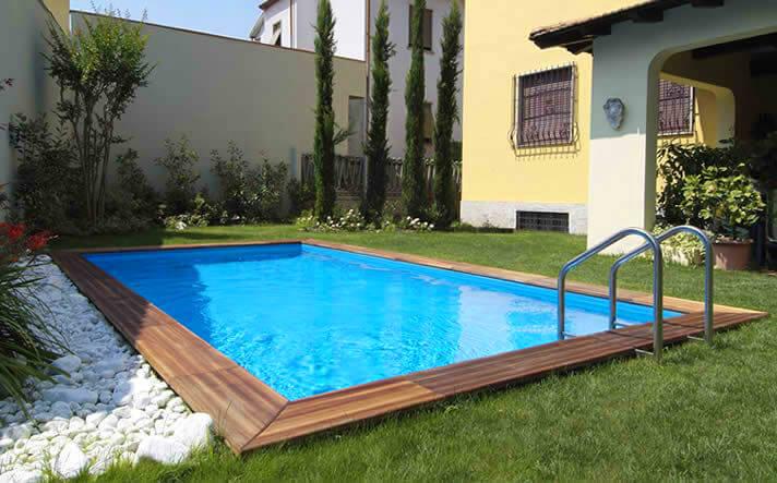 Le piscine Laghetto per costruire quella perfetta per te